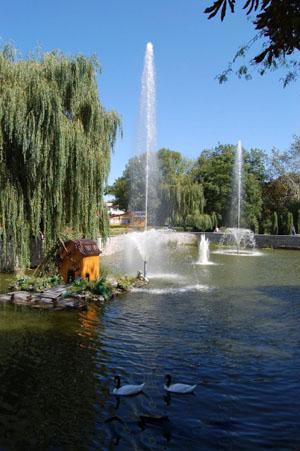Минеральные воды Украины